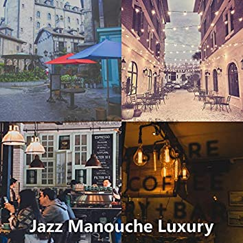Music for French Cafes - Jazz Guitar Solo