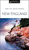 DK Eyewitness New England (Travel Guide)
