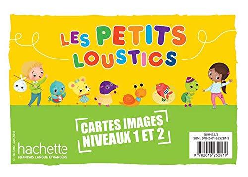 Les petits Loustics 1 et 2 - Cartes images en couleurs