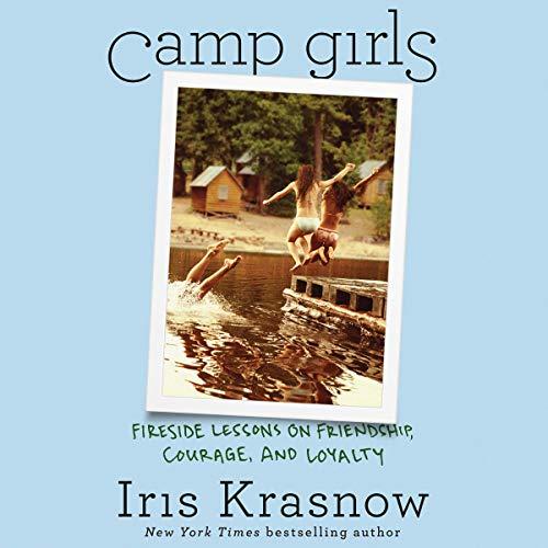 Camp Girls audiobook cover art