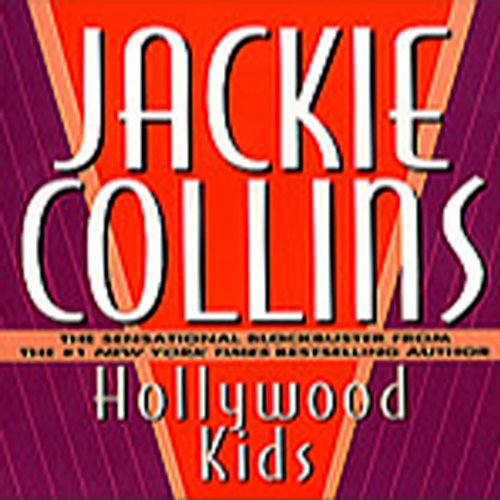 Hollywood Kids audiobook cover art