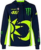 Valentino Rossi Lana Replica 46 Monster Energy,XL,Azul,Hombre