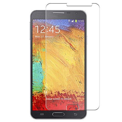 Vaxson 4 Unidades Protector de Pantalla, compatible con Samsung Note 3 Neo N7505 n7508V n7506V Note3 Neo [No Vidrio Templado] TPU Película Protectora