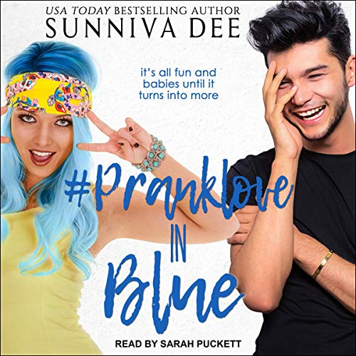#PrankLove in Blue cover art