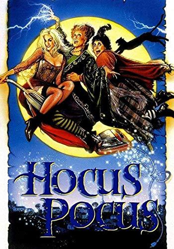Puzzles para adultos Puzzle de 1000 piezas   Hocus Pocus Movie, rompecabezas educativo intelectual de descompresión, divertido juego familiar para niños y adultos