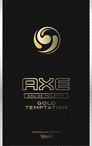 Axe Gold Temptation Eau de Toilette, 50 ml