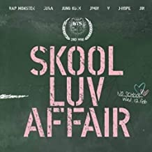 BTS 2nd Mini Album [SKOOL LUV AFFAIR] CD,115p Booklet, Photocard (on Pack) with Extra Photocards Set K-POP Sealed