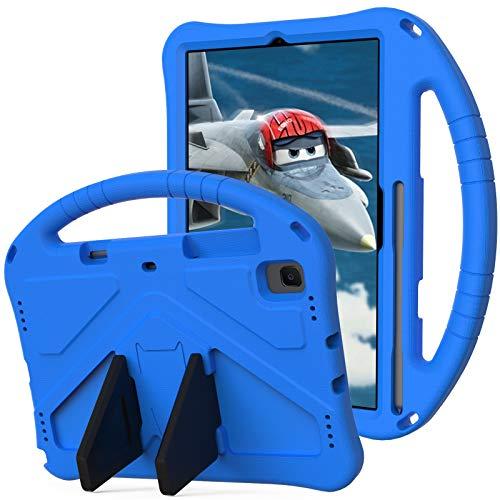 Tablet PC Bolsas Bandolera Para Samsung Galaxy Tab S5E 10,5 pulgadas Funda 2019 (SM-T720 / T725), para niños EVA a prueba de golpes, a prueba de golpes, con tableta a prueba de descargas, con estuche