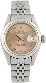 Rolex Datejust Automatic-self-Wind Female Watch 79174 (Certified Pre-Owned)
