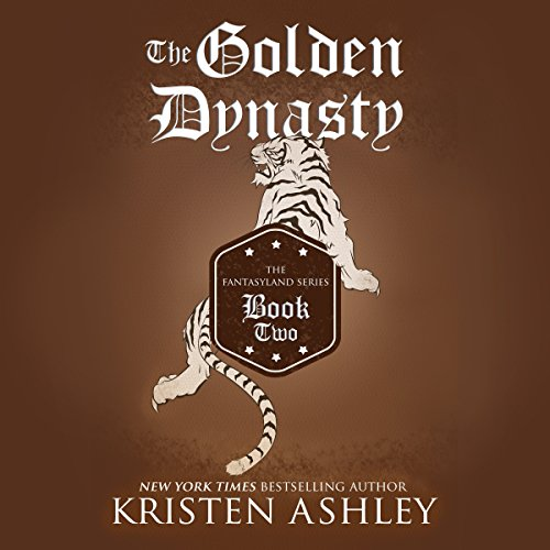 The Golden Dynasty audiobook cover art