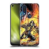 Head Case Designs sous Licence Officielle Mortal Kombat X Liens de Sang Scorpion Couverture de Bande...