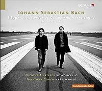 3 Sonatas for Viola Da Gamba & Harpsichord