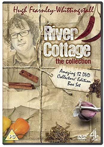 The River Cottage Collection - 12-DVD Box Set ( The River Cottage Treatment / River Cottage Spring / River Cottage Autumn / River Cottage: Gone Fishing! / River [ UK Import ]