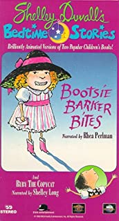 Bootsie Barker Bites/Ruby the Copycat VHS