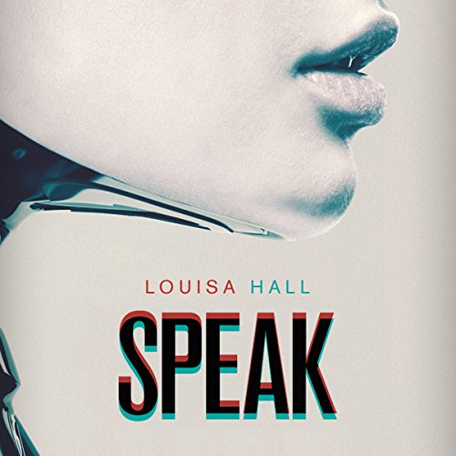Speak audiobook cover art