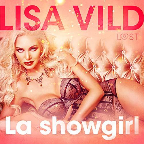 La showgirl copertina