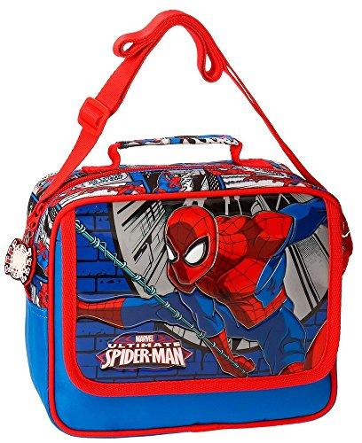 Spiderman Comic Neceser de Viaje, 23 cm, 4.14 litros, Multicolor
