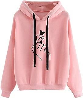 Sweatshirt and Hoody Ladies Oversize K Pop