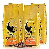 Consuelo - Café italiano en grano Gran Crema, 500 g (4...