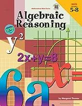 Algebraic Reasoning, Grades 5 to 8 (Mathematical Mind)
