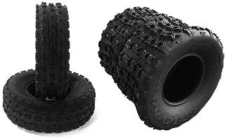 4Pcs 19x7-8 18x9.5-8 ATV UTV Tires Front Rear Left And Right Tubeless Sport Tires 4 Ply 19x7-8 18x9.5-8 Load Range B ATV UTV Tires
