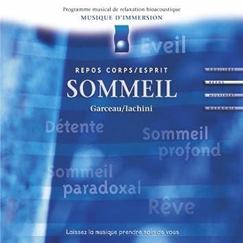 Musique d'immersion : Sommeil (Repos corps/esprit)