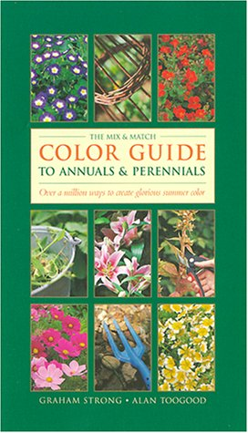 The Mix & Match Color Guide to Annuals and Perennials