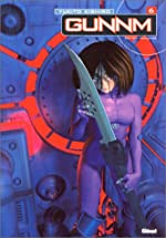 Gunnm, tome 6 (grand format) d'Yokito Kishiro