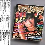 80年代アイドル雑誌アクションカメラ中森明菜山内百恵 昭和アイドル