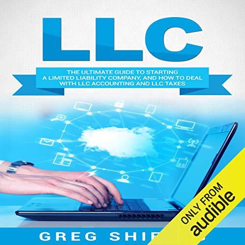 LLC audiobook cover art