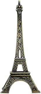 Idyandyans Tour Souvenir Vintage Eiffel Tower Paris France Souvenir Metal Model 10cm
