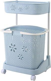 Simple Panier de Rangement, Panier à Linge, boîte de Rangement for vêtements, boîte de Rangement for Armoire, Support de R...