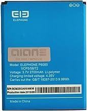 Aiane Batería para Elephone P6000, P6000 Pro - 2700 mAh
