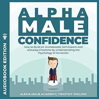 Alpha Male Confidence Titelbild