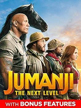 Jumanji  The Next Level  With Bonus Features