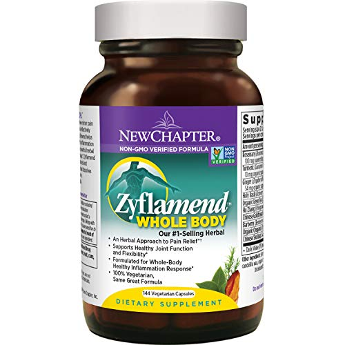 New Chapter Zyflamend 144 ct