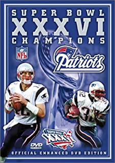 Super Bowl XXXVI - New England Patriots Championship Video