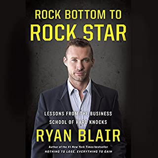 Rock Bottom to Rock Star cover art