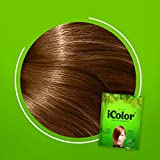 Best Organic Hair Dyes - Great Lengths iColor Hair Dye Shampoo Chestnut Brown Review