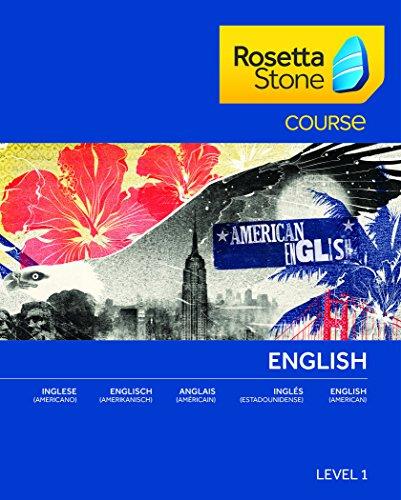 Rosetta Stone Anglais (Américain) Niveau 1 pour Mac