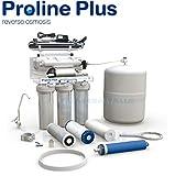 - Filtri Acqua Italia - Purificador de agua de 5 etapas de filtración, con...