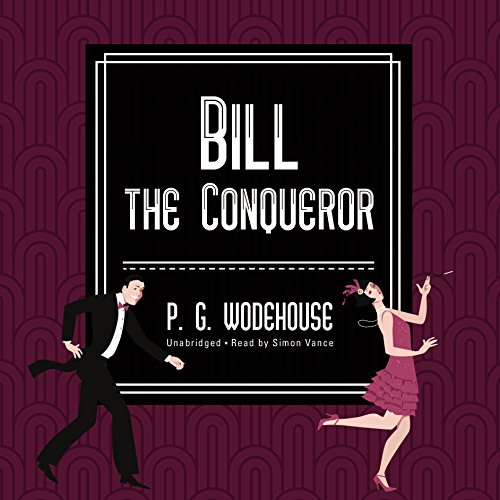 Bill the Conqueror audiobook cover art