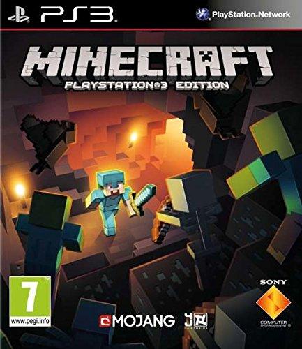 Sony Minecraft, PS3 - Juego (PS3, PlayStation 3, Soporte físico, Acción, 4J, 18/12/2013, En línea)
