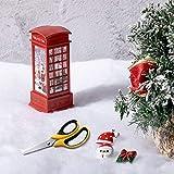 Rollo de Manta de Nieve de Navidad Manta de Nieve Artificial Blanca Cubierta de Nieve Falsa Suave Esponjosa con Tijeras para Decoración de Árbol de Navidad Interior, 31,5 x 94,5 Pulgadas