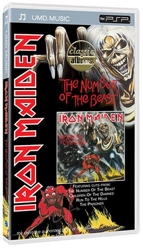 Iron Maiden - Number of the Beast Classic Album [UMD for PSP]