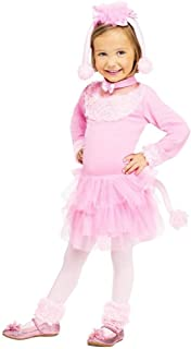 Pretty Poodle Toddler Costume