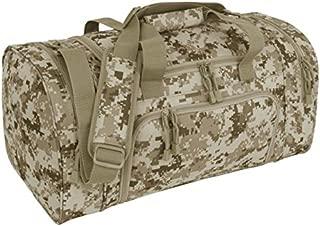 Code Alpha Tactical Gear Locker Bag, Marpat Desert Digital Camouflage, 21in.x11 9905-DDGC