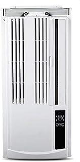 XBSLJ Refrigerador de Aire, Aire Acondicionado silencioso Mini-Compacto montado en la Ventana con Suministro de Aire de ángulo Amplio de 120 ° con Control Remoto y es Adecuado para Usar en el hogar