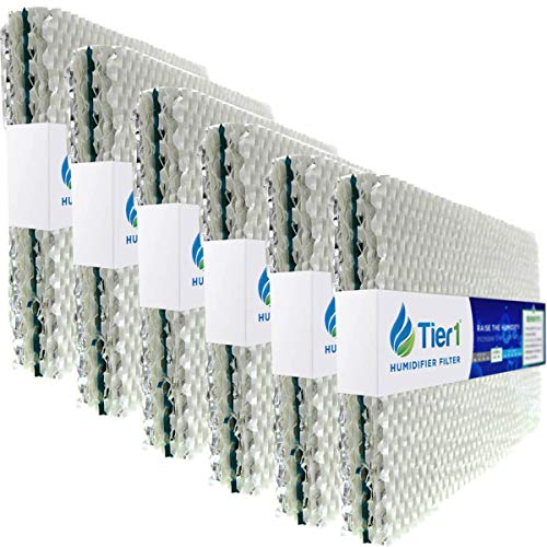 Tier1 Replacement for Aprilaire Water Panel 45 Models 400, 400A, 400M Humidifier Filter 6 Pack