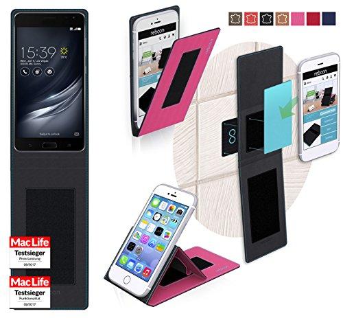 Hülle für Asus ZenFone AR Tasche Cover Hülle Bumper | Pink | Testsieger